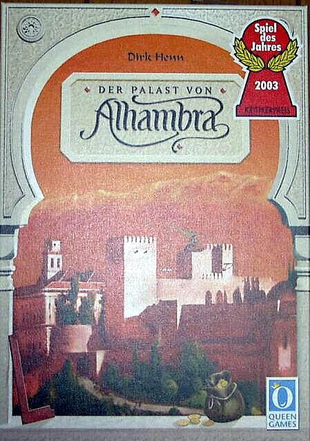 alhambra from impressive memory die walkure. Black Bedroom Furniture Sets. Home Design Ideas